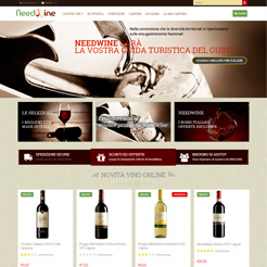 NeedWine: Prestashop